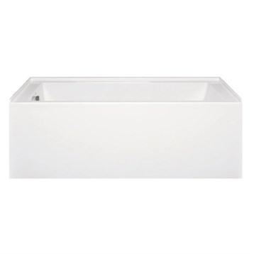 "Americh Turo 6032 Left Handed Tub, 60"" x 32"" x 22"" TO6032LH by Americh"