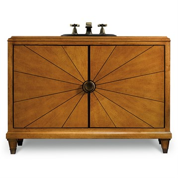 """Cole & Co. 49"""" Designer Series Asbury Hall Chest, Medium Maple 11.22.275549.67 by Cole & Co."""
