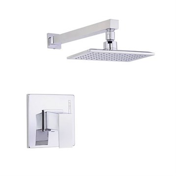 Danze Mid-Town 1H Shower Only Trim Kit 1.75gpm, Chrome D501562T by Danze