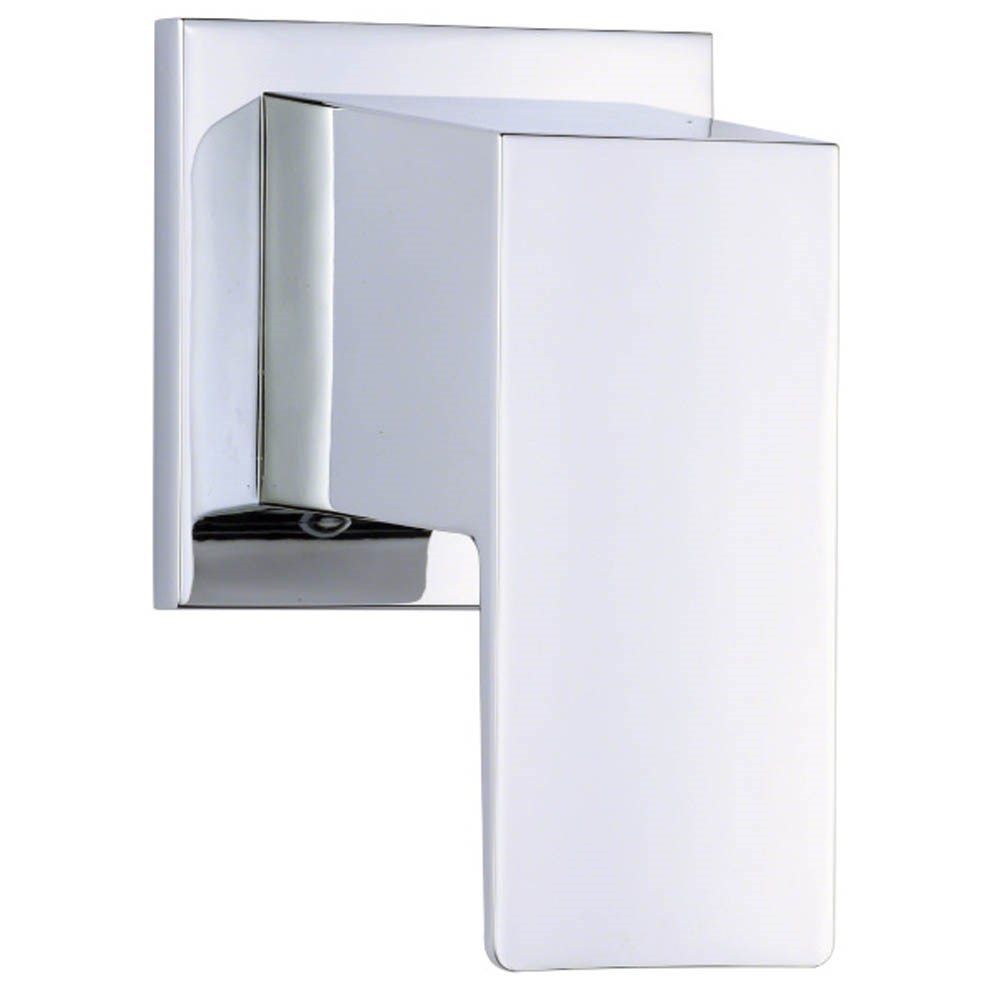 Danze Mid-Town 1H Trim Kit for 3/4 Volume Control & 3-Port/2-Outlet Shower Diverter & 4-Port/3-Outlet Shower Diverter - Chromenohtin Sale $97.50 SKU: D560962T :