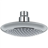 Grohe Rainshower Solo Shower Head WaterCare - Starlight Chrome GRO 27821000