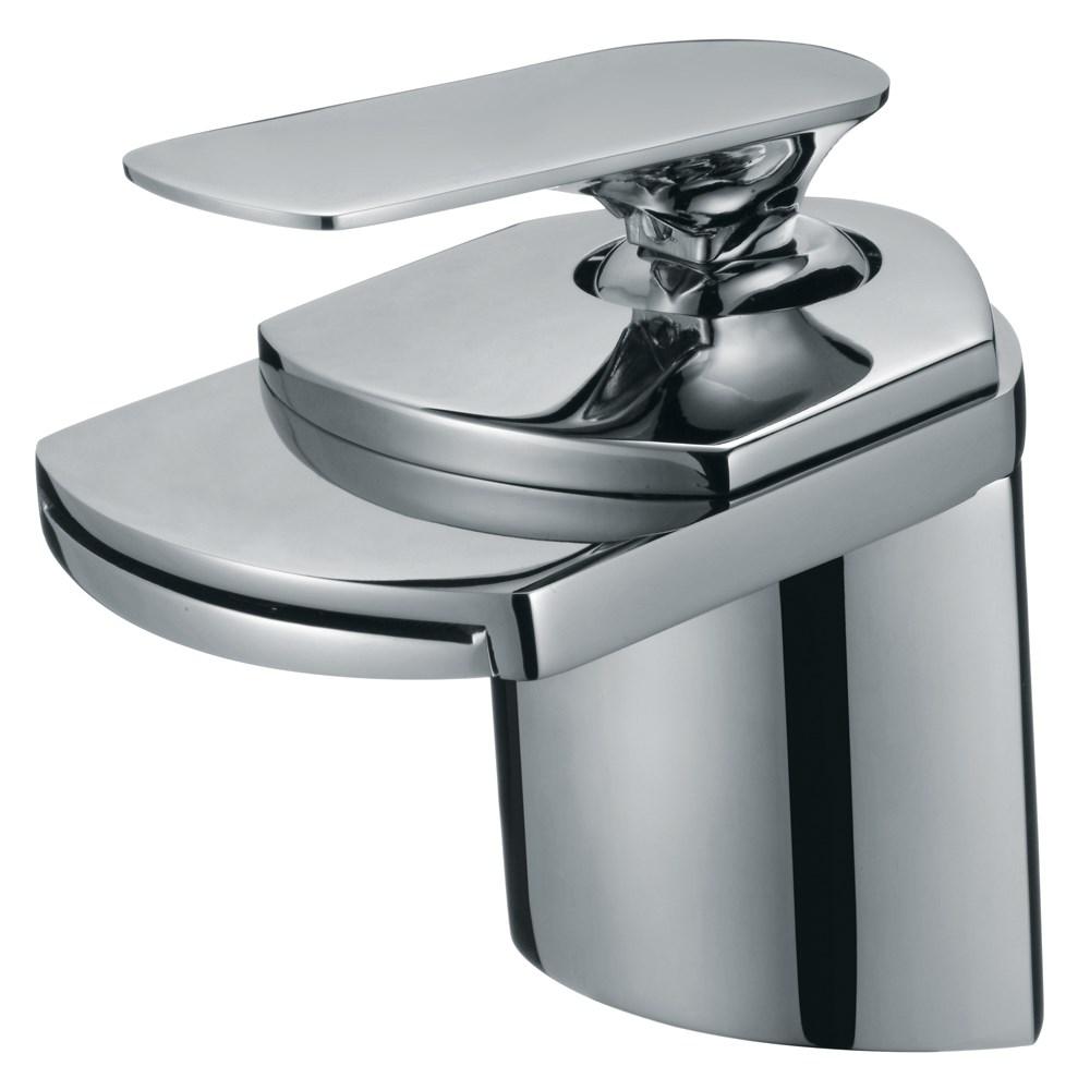 Mondria Single-Hole Bathroom Faucet | Free Shipping - Modern Bathroom