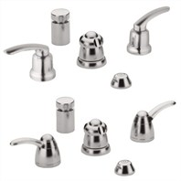 Grohe Talia Wideset Bidet - Infinity Brushed Nickel