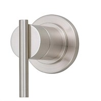 "Danze® Parma™ Single Handle 3/4"" Volume Control Valve Trim Kit - Brushed Nickel"