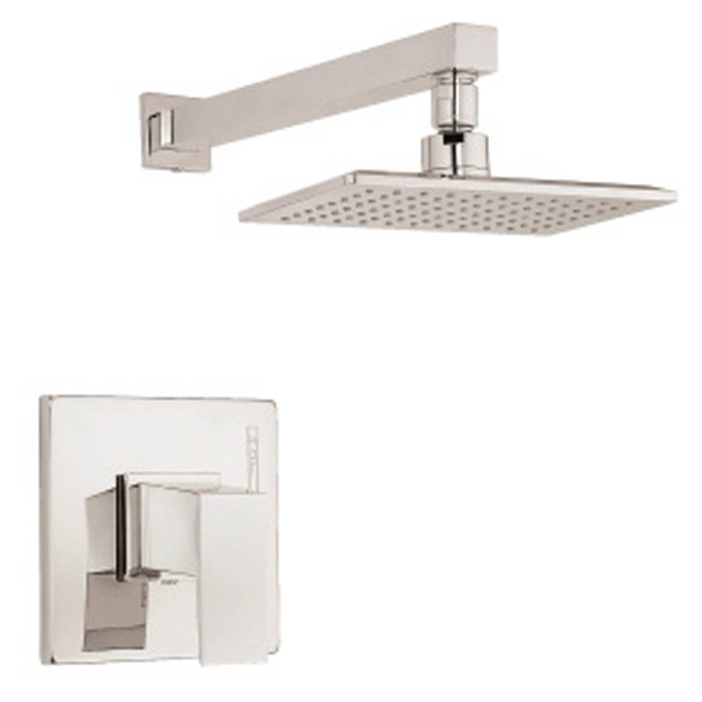 Danze Mid-Town 1H Shower Only Trim Kit 2.0gpm - Polished Nickelnohtin Sale $332.25 SKU: D502562PNVT :