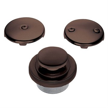 Danze Touch Toe Bath Drain Conversion Kit, Oil Rubbed Bronze D490650RB by Danze