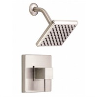 Danze® Reef Single Handle Shower Faucet Trim Kit - Brushed Nickel D510533BNT