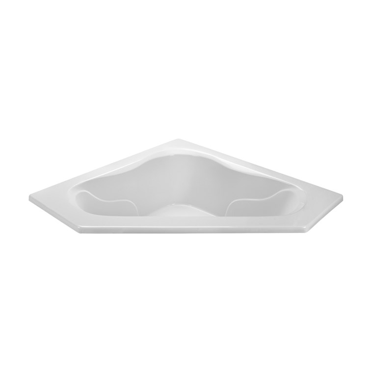"MTI Basics Bathtub (59.25"" x 59.25"" x 21.25"") MBOC6060"