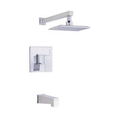 Danze Mid-Town Tub and Shower Trim Kit - Chromenohtin Sale $294.00 SKU: D502062T :