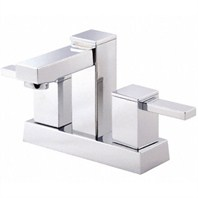 Danze Reef Two Handle Centerset Lavatory Faucet - Chrome D301033
