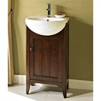 "Fairmont Designs Prairie 20"" Vanity & Sink Set - Cognac 169-V20"