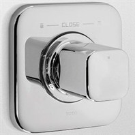 TOTO Upton™ Two-Way Volume Control Trim TS630D2