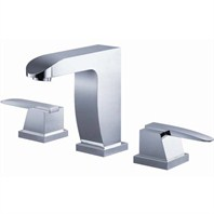 fluid Penguin Dual Handle Lavatory Tap F20006