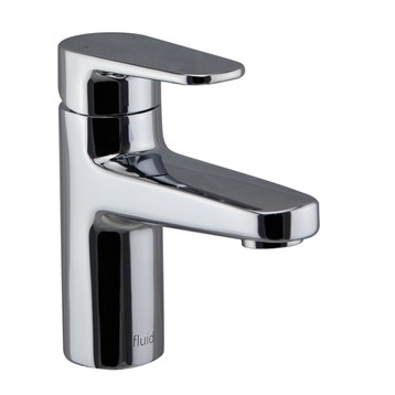 fluid Utopia Single Lever Lavatory Tap F18001 by fluid