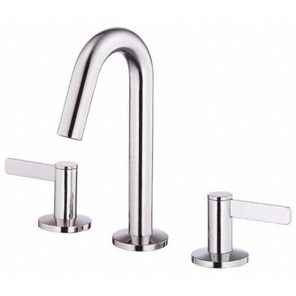 Danze Amalfi Two Handle Mini-Widespread Lavatory Faucet - Chromenohtin Sale $214.50 SKU: D304130 :