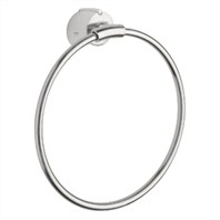Grohe Tenso Towel Ring - Infinity Brushed Nickel