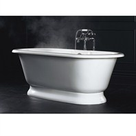 York Bathtub by Victoria and Albert YOR-N-SW-OF + YOR-B-SW (C3518)