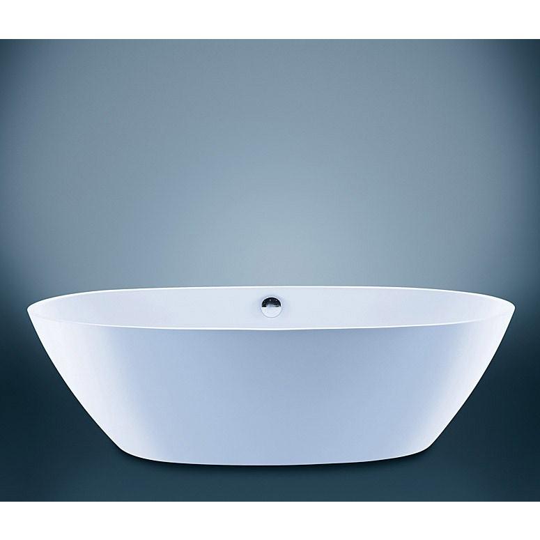 """MTI Alissa 2 Soaker Tub Petite (61.375"""" x 32"""" x 18"""")nohtin Sale $6380.00 SKU: MTCT-126 :"""