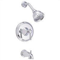 Danze Cape Anne Tub and Shower Trim Kit - Chrome D500026T