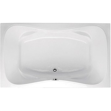 Hydro Systems Monterey 7242 Tub MON7242 by Hydro Systems