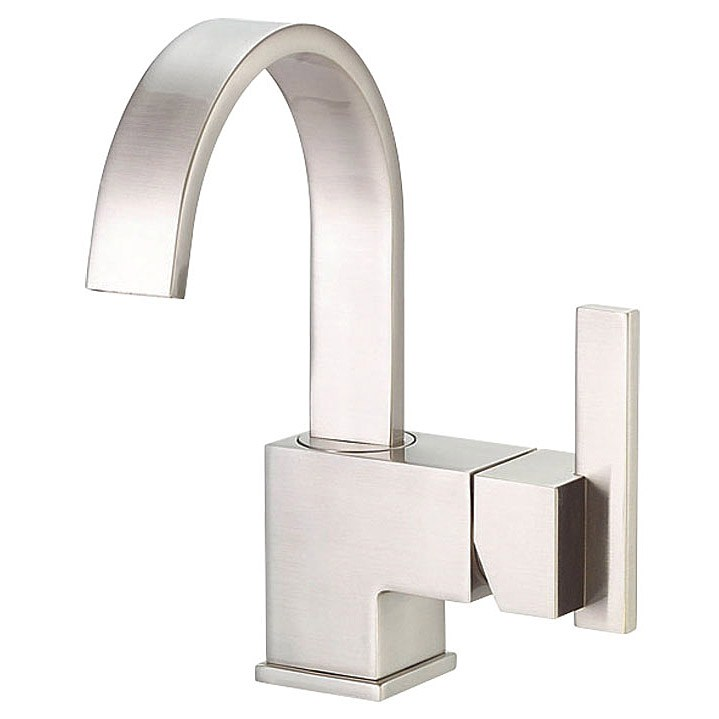 Danze Sirius Single Handle Lavatory Faucet Brushed Nickel