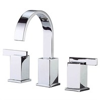 Danze® Sirius™ Widespread Lavatory Faucets - Chrome