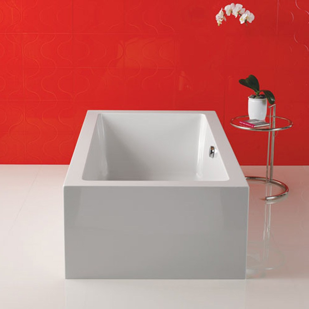 "Americh Atlas 6640 Tub (66"" x 40"" x 23"")nohtin Sale $3768.75 SKU: AT6640 :"