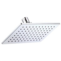 "Danze Mono Chic 5"" by 8"" Rectangular Showerhead 2.5 GPM - Chrome D460060"