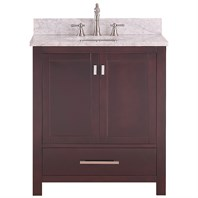 "Avanity Modero 30"" Single Bathroom Vanity - Espresso MODERO-30-ES"