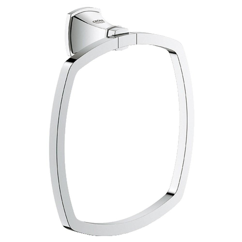 Grohe Grandera Towel Ring - Chromenohtin Sale $172.99 SKU: GRO 40630000 :