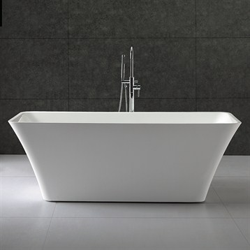 Tiffany 67 Quot Large Soaking Bathtub By Wyndham Collection