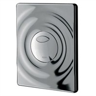 Grohe Surf Actuation Plate - Alpine White