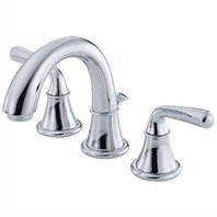 Danze® Bannockburn™ Mini-Widespread Lavatory Faucets - Chrome