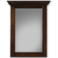 Cole & Co. Sheffield Mirror, Brown