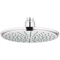 Grohe Rainshower Shower Head - Sterling Infinity Finish