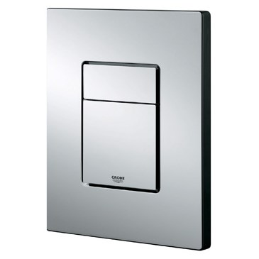 Grohe Skate Cosmopolitan Actuation Plate - Matte Chrome