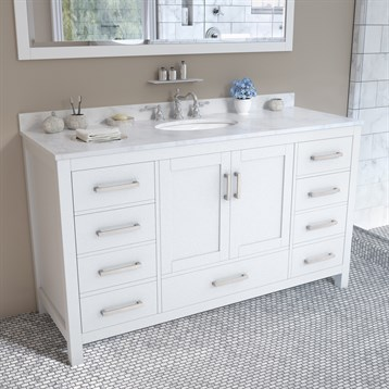 Sheffield 60 single bathroom vanity by wyndham collection for A c bathrooms sheffield