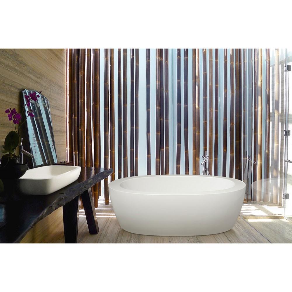 Aquatica PureScape 174A Freestanding Acrylic Bathtub - Whitenohtin Sale $2760.00 SKU: Aquatica PS174A :