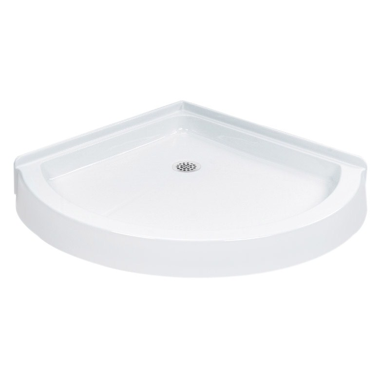 "MTI MTSB-36CT Shower Base (35.75"" x 35.75"")nohtin Sale $915.00 SKU: MTSB-36CT :"