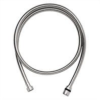Grohe Twist-Free Hoses - Sterling Infinity Finish
