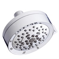 "Danze Parma 4 1/2"" 5 Function Showerhead 1.75gpm - Chrome D460064"