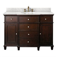 "Avanity Windsor 48"" Vanity Only - Walnut AVA11401-48-WAL-"