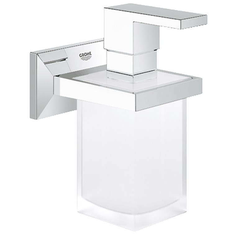 Grohe Allure Brilliant Soap Dispenser and Holder - Starlight Chrome GRO 40494000