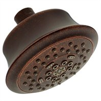 Danze Surge 5 Function Showerhead 2.0 GPM - Tumbled Bronze D460029BR