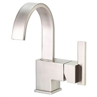 Danze® Sirius™ Single Handle Lavatory Faucet - Brushed Nickel