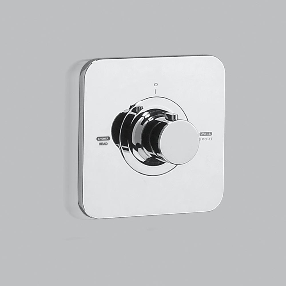 TOTO Kiwami Renesse Dual Volume Control Trimnohtin Sale $616.80 SKU: TS170D.CP :