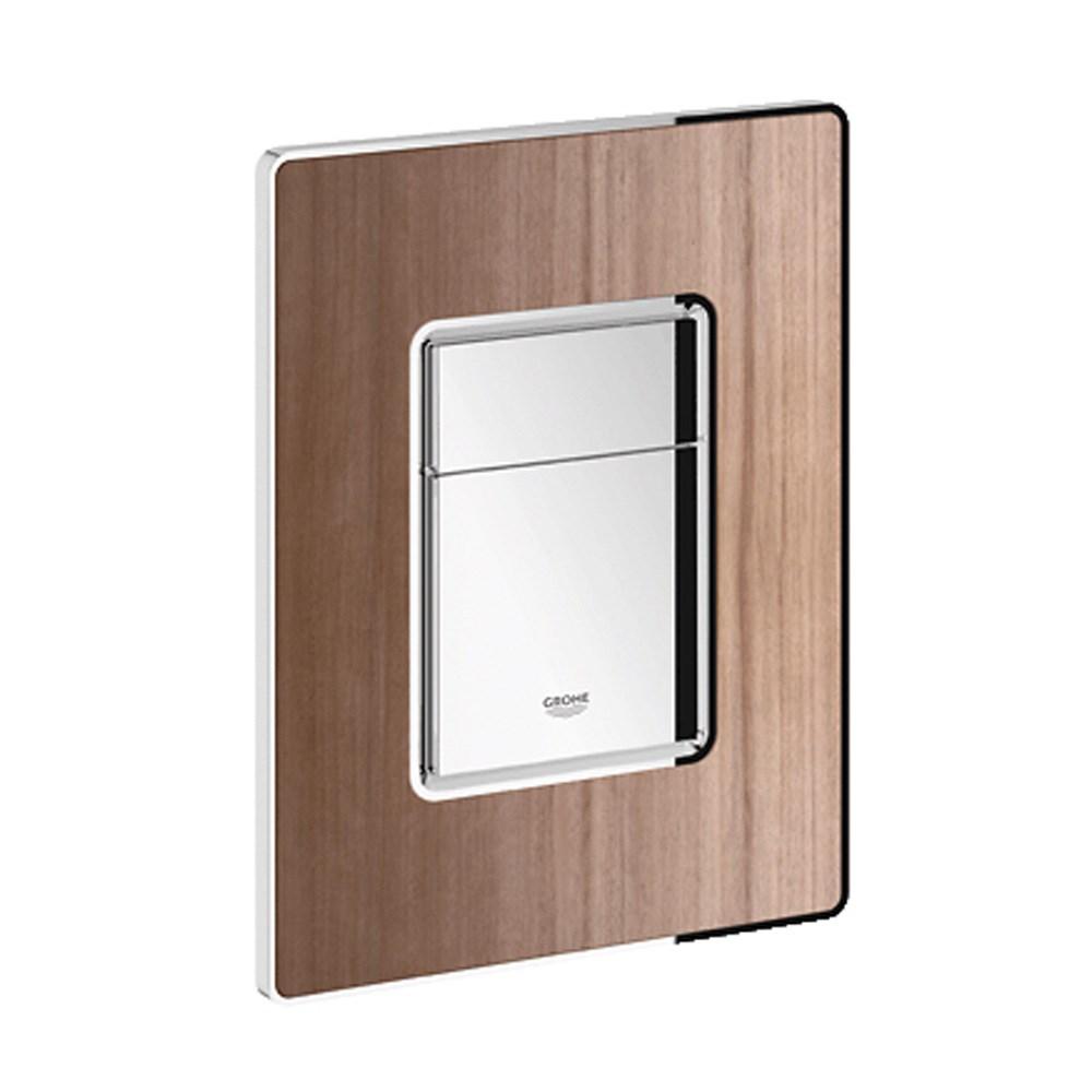 Grohe Skate Cosmopolitan, Dual Flush Wall Plate - HP0nohtin Sale $217.99 SKU: GRO 38849HP0 :