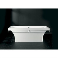Capri Bathtub by Victoria and Albert
