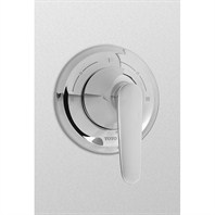 TOTO Wyeth™ Three-Way Diverter Trim with Off - Chrome TS230X