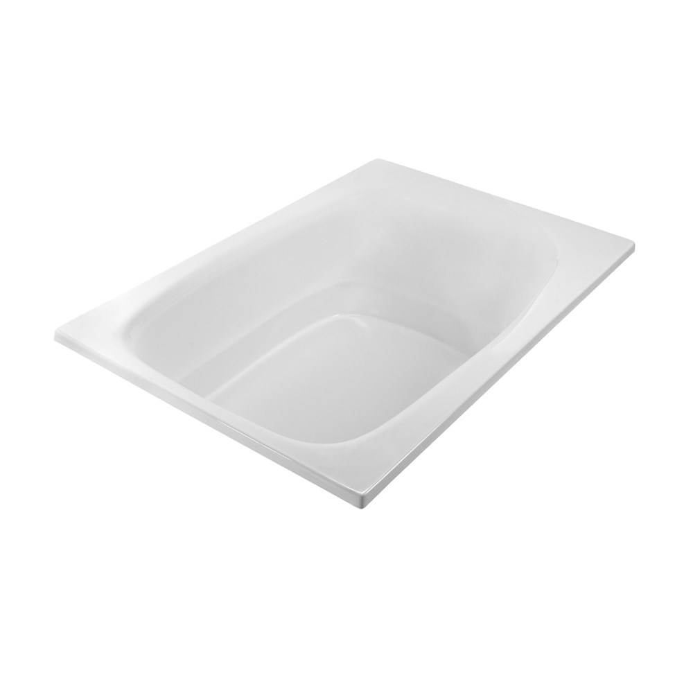 "MTI Basics Bathtub (71.25"" x 47.25"" x 20"")nohtin Sale $1194.00 SKU: MBRX7248E :"